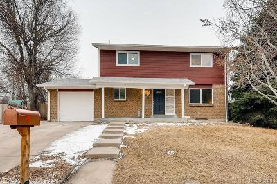 Aurora Single Family Home Active: 1361 Chambers Road