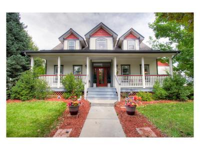 Erie Single Family Home Active: 1229 Nonaham Lane