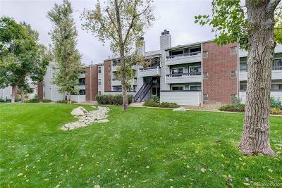Aurora Condo/Townhouse Under Contract: 14497 East 1st Drive #A10
