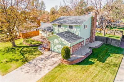 Greeley Single Family Home Under Contract: 1303 39th Avenue