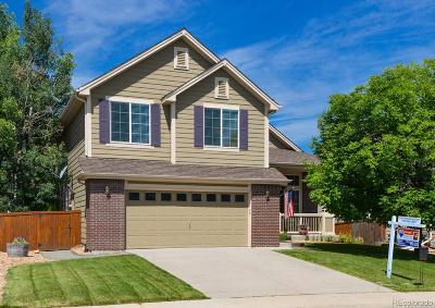 Thornton Single Family Home Active: 14951 Josephine Street