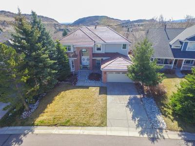 Littleton Single Family Home Under Contract: 36 Dawn Heath Circle