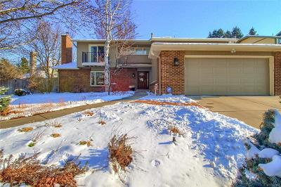 Littleton Single Family Home Active: 8106 South Yukon Way