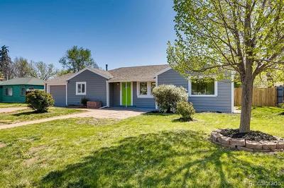 East Colfax, Montclair Single Family Home Active: 1960 Xenia Street