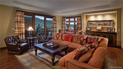 Steamboat Springs Condo/Townhouse Active: 2250 Apres Ski Way #R407
