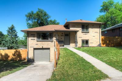 Arvada Single Family Home Active: 6225 Yukon Street