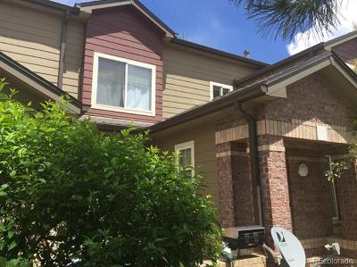Highlands Ranch, Lone Tree Condo/Townhouse Active: 6462 Silver Mesa Drive #D