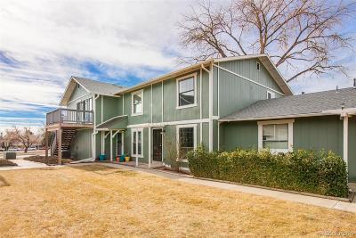 Denver Condo/Townhouse Under Contract: 2101 North Coronado Parkway #B
