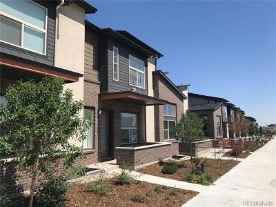 Lone Tree Condo/Townhouse Active: 10084 Belvedere Circle