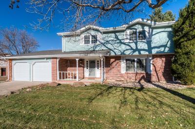 Centennial Single Family Home Active: 1443 East Easter Circle
