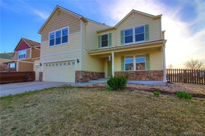 Commerce City Single Family Home Active: 10191 Altura Street