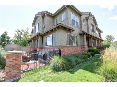 Lone Tree Condo/Townhouse Active: 10134 Bluffmont Lane