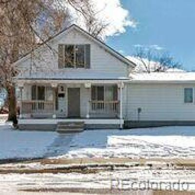 Brighton, Henderson, Hudson, Lochbuie Single Family Home Active: 1132 Skeel Street
