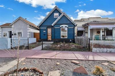 Denver CO Single Family Home Active: $489,000