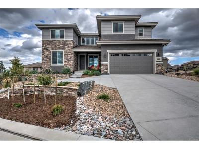 Douglas County Single Family Home Active: 10854 Manor Stone Drive