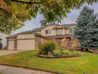 Arvada Single Family Home Under Contract: 17325 West 62nd Lane