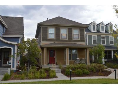Denver CO Single Family Home Active: $519,000