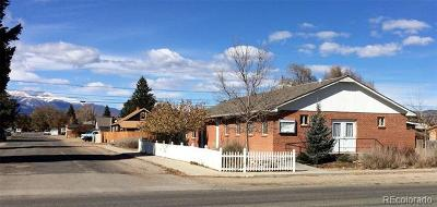 Salida Single Family Home Active: 220 West 12th Street