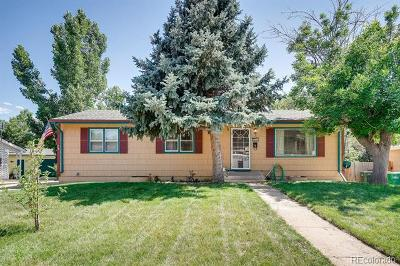Littleton Single Family Home Active: 1025 West Longview Avenue