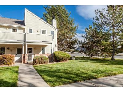 Wheat Ridge Condo/Townhouse Under Contract: 5001 Garrison Street #1