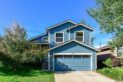 Highlands Ranch Single Family Home Active: 6366 Nassau Court