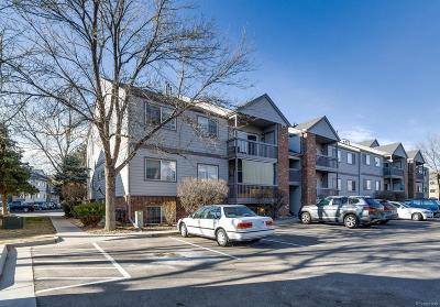 Arvada Condo/Townhouse Active: 10784 West 63rd Place #308
