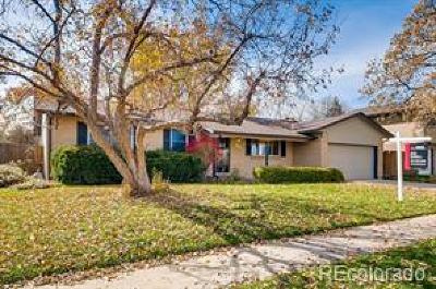 Arvada Single Family Home Active: 6348 West 84th Avenue