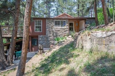 Littleton Single Family Home Under Contract: 9238 South Murphy Gulch Road