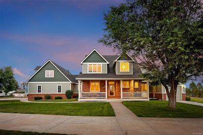 Parker Single Family Home Active: 41402 Country Rose Circle