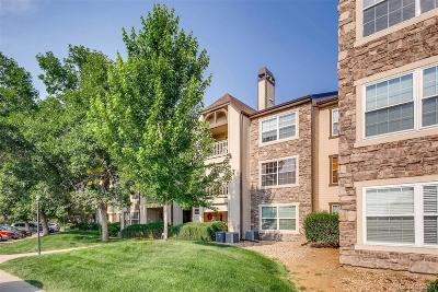 Englewood Condo/Townhouse Active: 9160 East Arbor Circle #A