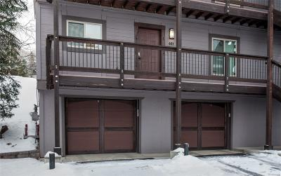Steamboat Springs CO Condo/Townhouse Active: $330,000