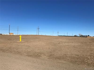 Aurora Residential Lots & Land Active: 18600 East Smith Road
