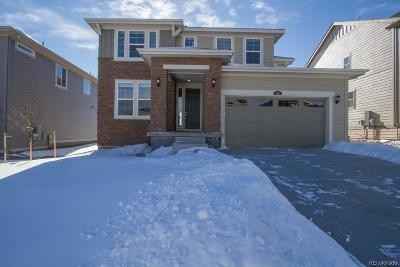 Castle Pines Single Family Home Active: 146 Back Nine Drive