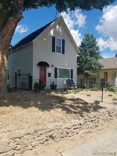 Single Family Home Active: 512 Barnes Avenue