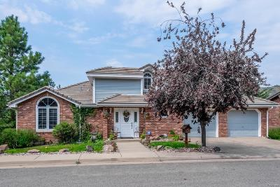Golden Single Family Home Under Contract: 639 Partridge Circle