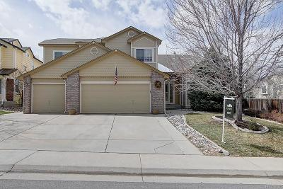 Centennial Single Family Home Active: 5211 South Cathay Court