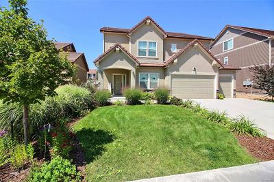 Johnstown Single Family Home Under Contract: 4963 Saddlewood Circle