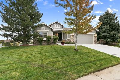 Castle Pines Single Family Home Under Contract: 912 Bramblewood Drive