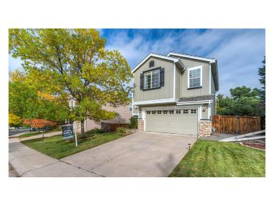 Highlands Ranch Single Family Home Under Contract: 659 Timbervale Trail