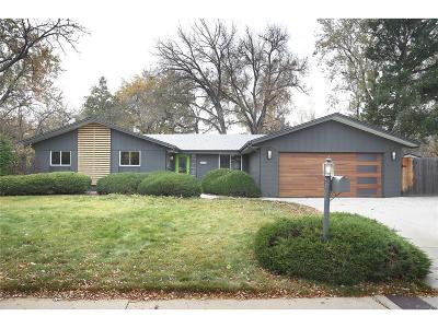Lakewood Single Family Home Active: 11038 West 31st Avenue