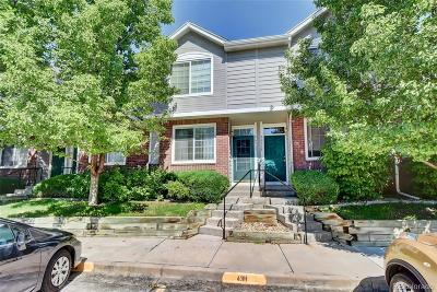 Littleton CO Condo/Townhouse Active: $315,000