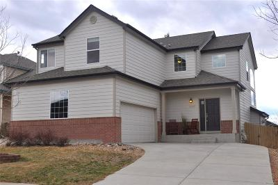 Parker CO Single Family Home Active: $409,900