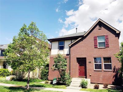 Denver Single Family Home Under Contract: 2662 Valentia Street