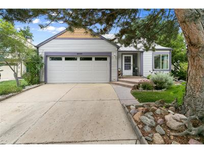 Broomfield Single Family Home Under Contract: 2660 Overlook Drive