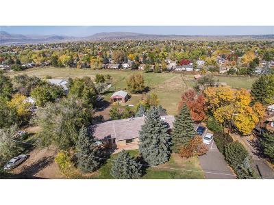 Littleton Single Family Home Under Contract: 12779 West Belleview Avenue