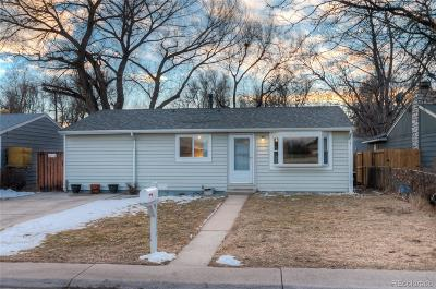 Englewood Single Family Home Under Contract: 3124 West Jefferson Avenue