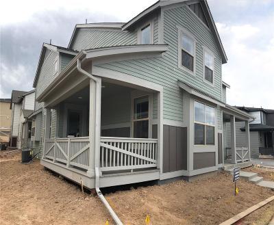 Littleton Single Family Home Active: 9803 Bennett Peak Street