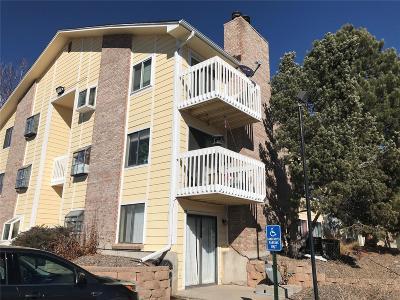 Aurora Condo/Townhouse Active: 12430 East Cornell Avenue #104
