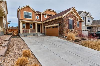Evergreen, Arvada, Golden Single Family Home Active: 17895 West 84th Lane