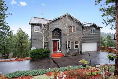 Evergreen CO Single Family Home Under Contract: $750,000